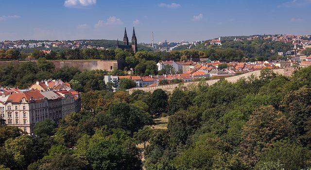 únikovky v Praze