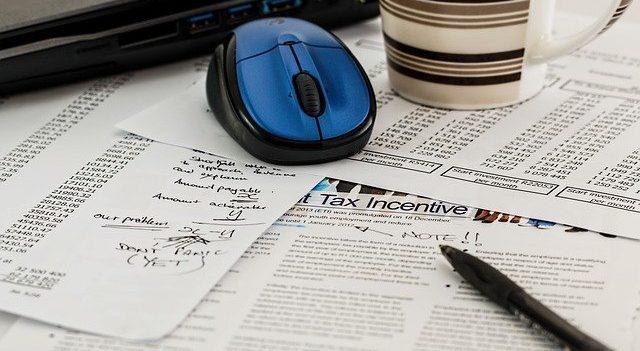 daňového přiznání z příjmu právnických osob