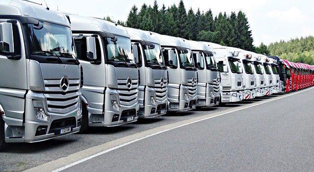 prodej nákladních vozidel